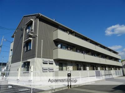 静岡県浜松市中区、浜松駅バス12分柳通り下車後徒歩1分の新築 3階建の賃貸アパート