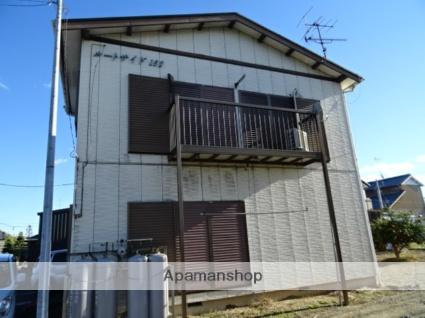 静岡県浜松市浜北区、積志駅徒歩20分の築29年 2階建の賃貸アパート
