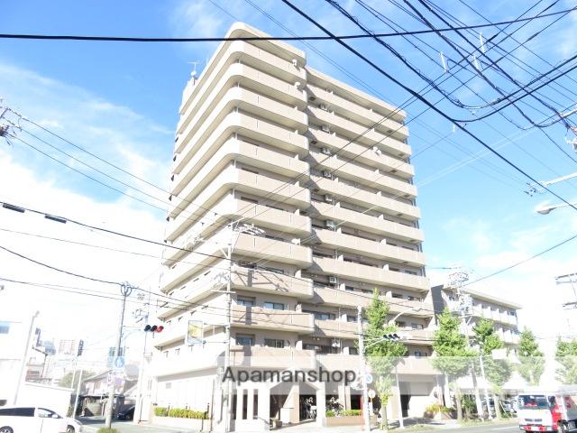静岡県浜松市中区、浜松駅徒歩10分の築17年 12階建の賃貸マンション