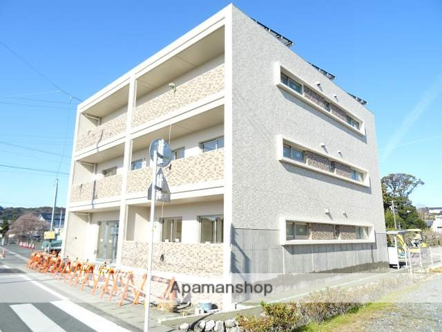 静岡県浜松市浜北区、岩水寺駅徒歩31分の新築 3階建の賃貸マンション