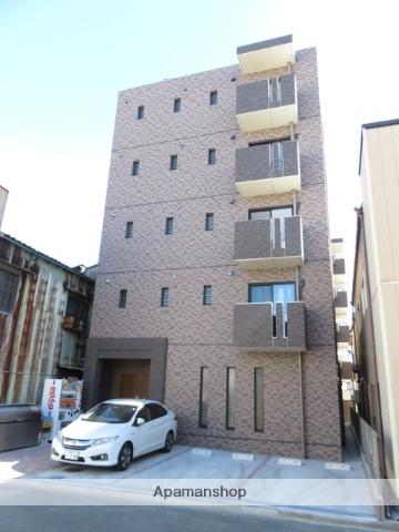 静岡県浜松市中区、浜松駅徒歩7分の新築 5階建の賃貸マンション