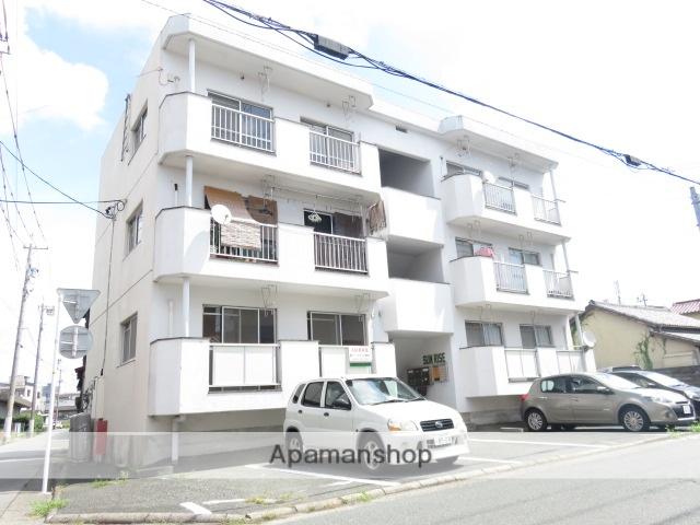 静岡県浜松市中区、浜松駅徒歩14分の築27年 3階建の賃貸マンション
