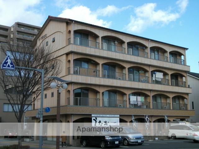 静岡県浜松市中区、浜松駅徒歩12分の築15年 4階建の賃貸マンション
