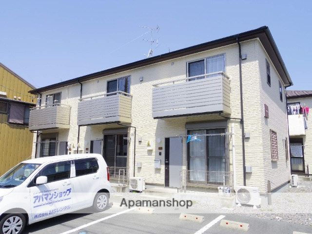 静岡県浜松市中区、浜松駅バス23分泉町中下車後徒歩3分の築8年 2階建の賃貸アパート