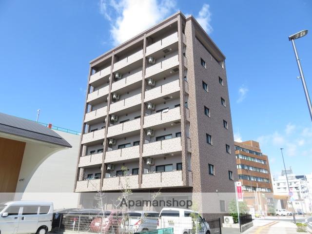 静岡県浜松市中区、浜松駅徒歩5分の新築 7階建の賃貸マンション
