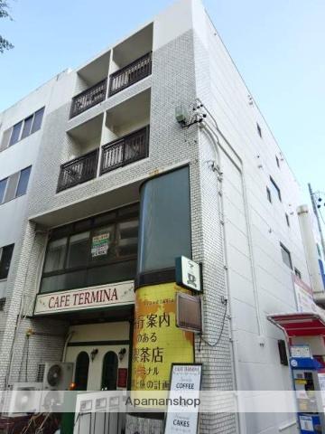 静岡県浜松市中区、浜松駅遠鉄バスバス8分尾張町下車後徒歩1分の築34年 4階建の賃貸マンション