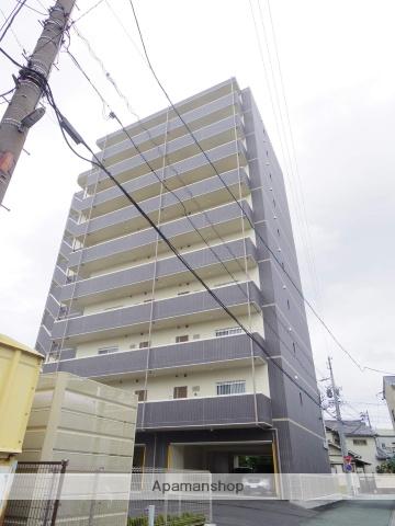 静岡県浜松市中区、浜松駅遠鉄バスバス7分天神町西下車後徒歩1分の新築 10階建の賃貸マンション