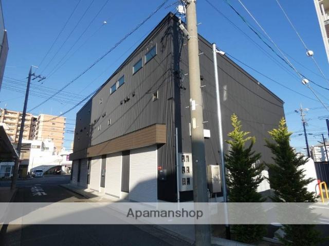 静岡県浜松市中区、浜松駅徒歩10分の新築 2階建の賃貸テラスハウス