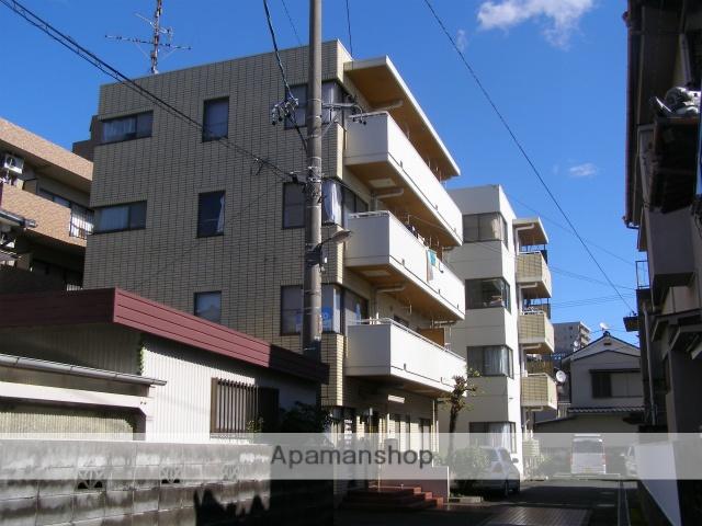 静岡県浜松市中区、浜松駅徒歩14分の築30年 4階建の賃貸マンション
