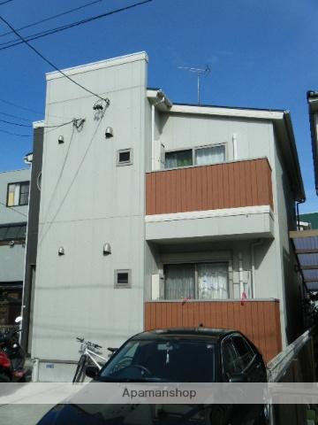 静岡県浜松市中区、遠州病院駅徒歩25分の築8年 2階建の賃貸アパート