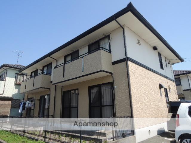 静岡県浜松市浜北区、遠州小松駅徒歩12分の築23年 2階建の賃貸アパート