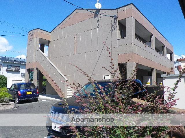 静岡県磐田市、豊田町駅徒歩12分の築15年 2階建の賃貸アパート