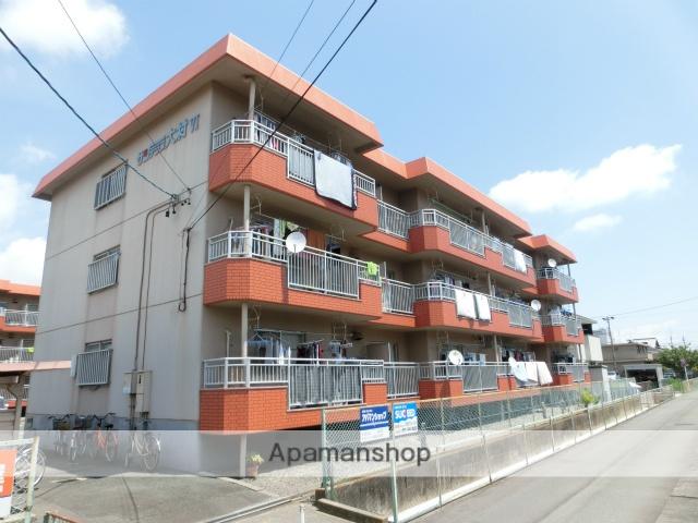 静岡県浜松市東区、天竜川駅徒歩24分の築30年 3階建の賃貸マンション