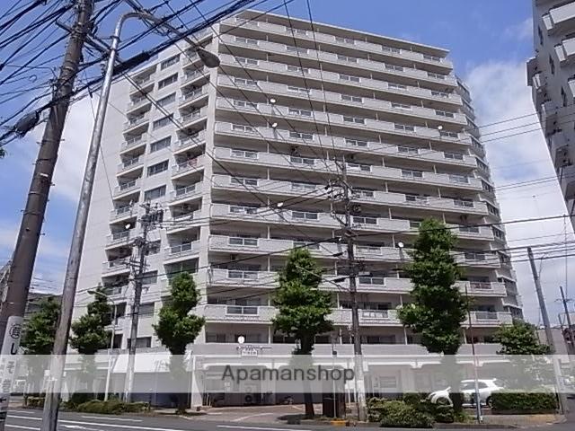 静岡県浜松市中区、浜松駅徒歩10分の築33年 14階建の賃貸マンション