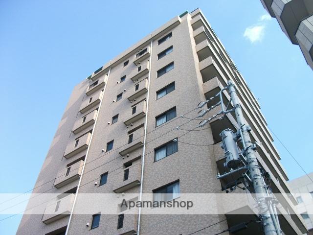 静岡県浜松市中区、浜松駅徒歩10分の築13年 12階建の賃貸マンション