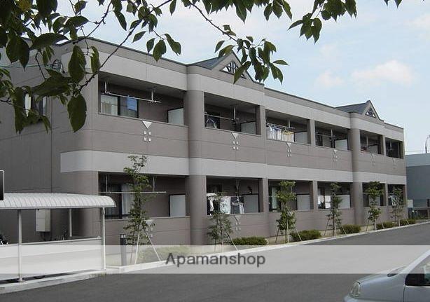 静岡県藤枝市、藤枝駅徒歩20分の築11年 2階建の賃貸アパート