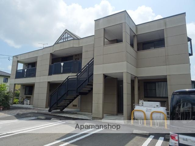 静岡県焼津市、西焼津駅徒歩22分の築8年 2階建の賃貸アパート