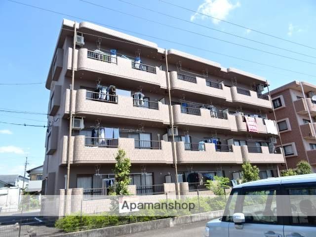 静岡県島田市、六合駅徒歩15分の築20年 4階建の賃貸マンション