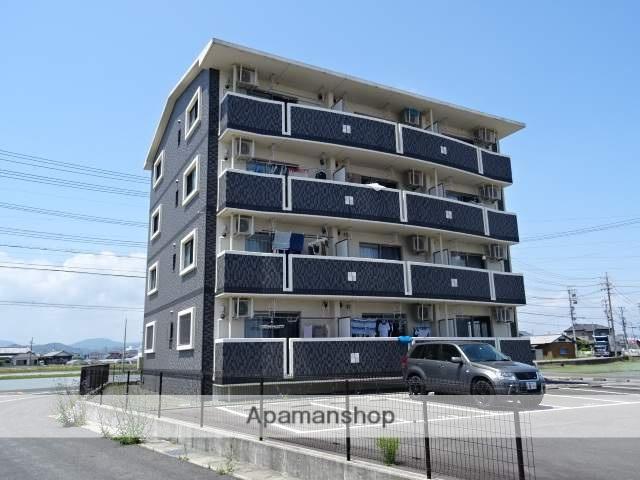 静岡県島田市の築6年 4階建の賃貸マンション