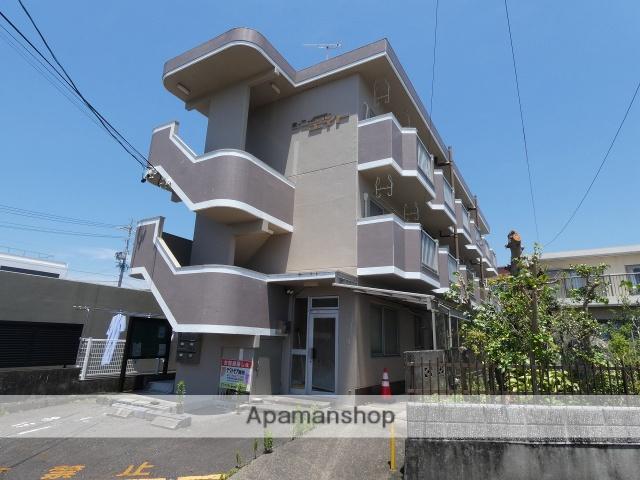 静岡県島田市、島田駅徒歩5分の築29年 3階建の賃貸マンション