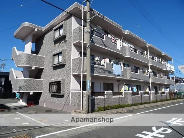 静岡県島田市、六合駅徒歩8分の築19年 3階建の賃貸マンション