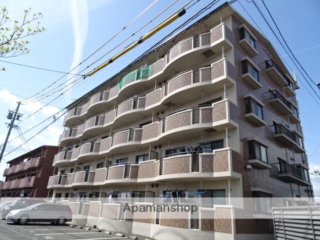 静岡県島田市、島田駅徒歩10分の築20年 5階建の賃貸マンション