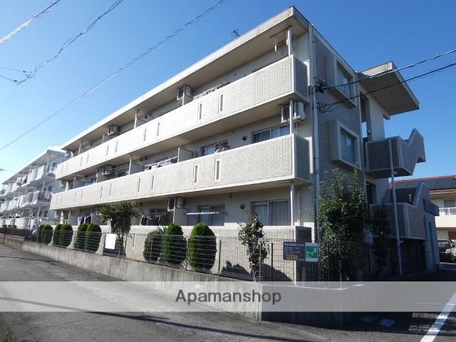 静岡県焼津市、西焼津駅徒歩5分の築15年 3階建の賃貸アパート