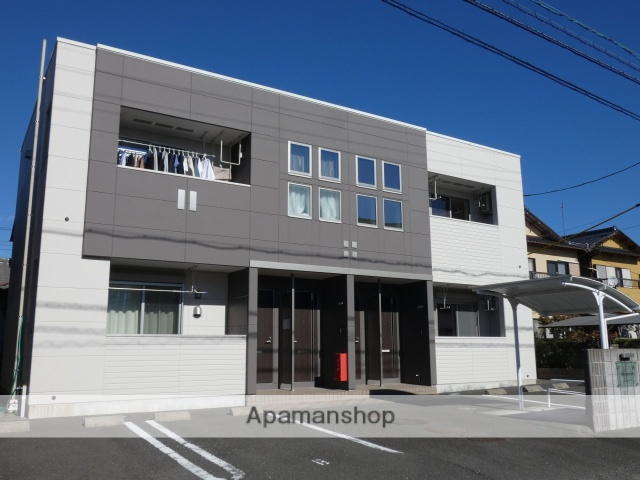 静岡県焼津市、西焼津駅徒歩22分の築2年 2階建の賃貸アパート