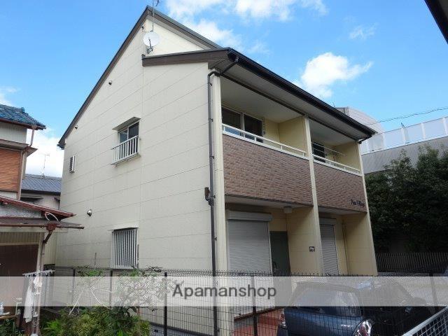 静岡県島田市、島田駅徒歩12分の築6年 2階建の賃貸テラスハウス