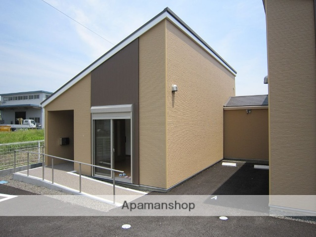 静岡県牧之原市の築8年 1階建の賃貸一戸建て