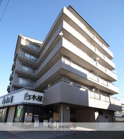 静岡県袋井市、袋井駅徒歩1分の築15年 6階建の賃貸マンション