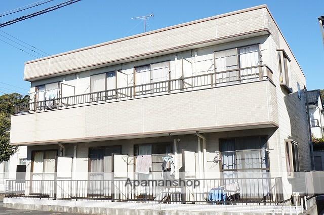 静岡県袋井市、袋井駅徒歩23分の築22年 2階建の賃貸アパート