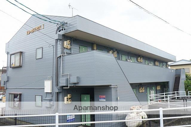 静岡県袋井市の築22年 2階建の賃貸アパート