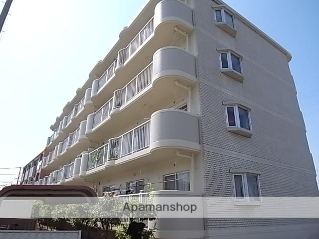 静岡県袋井市の築26年 4階建の賃貸マンション