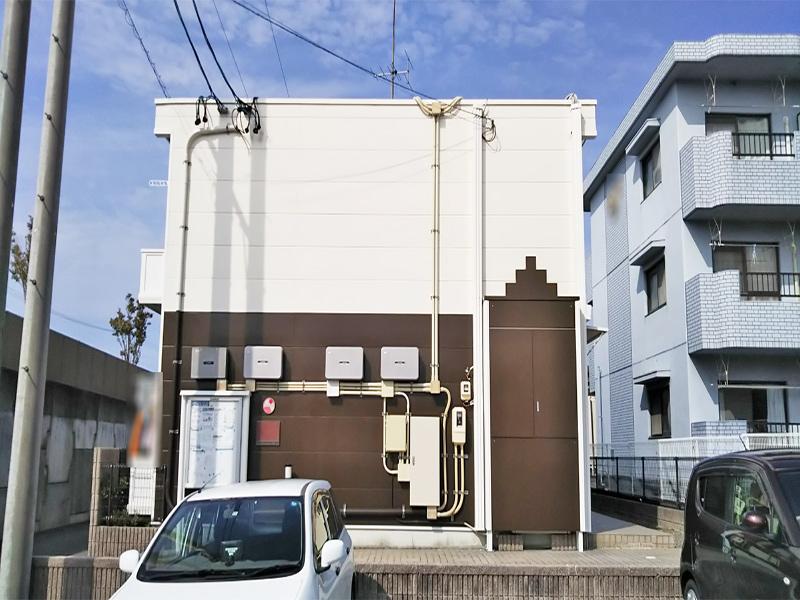 レオパレスエターナリィ・松田