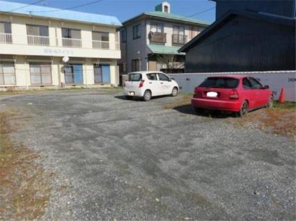 国府台ハイツ[2DK/38.8m2]の駐車場