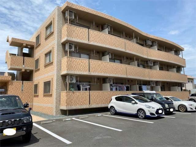 静岡県磐田市の築10年 3階建の賃貸マンション