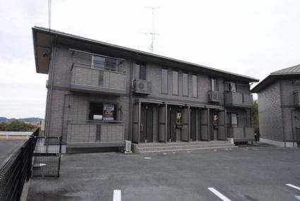 静岡県袋井市愛野東2丁目[2DK/45.98m2]の外観1