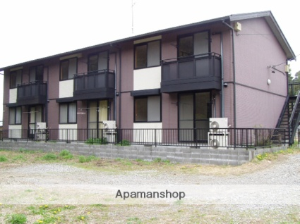 静岡県袋井市、愛野駅徒歩49分の築18年 2階建の賃貸アパート