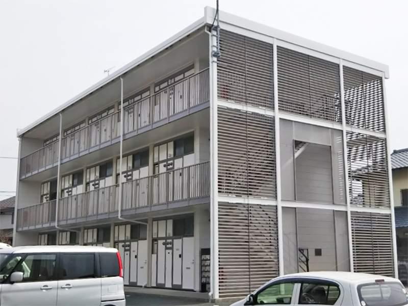 レオパレス和田