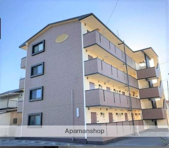 静岡県浜松市浜北区、美薗中央公園駅徒歩15分の築9年 4階建の賃貸マンション