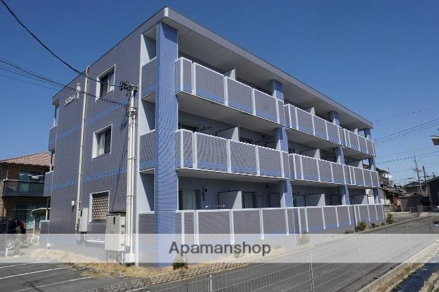 静岡県浜松市浜北区、浜北駅徒歩13分の築8年 3階建の賃貸マンション