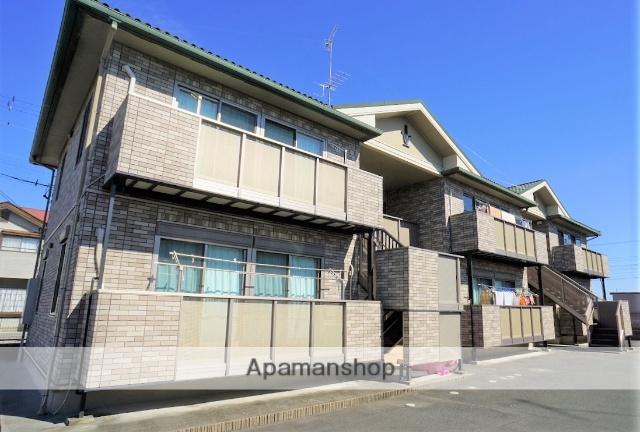 静岡県浜松市浜北区、浜北駅徒歩26分の築9年 2階建の賃貸アパート