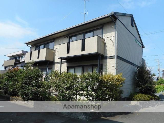 静岡県浜松市浜北区、岩水寺駅徒歩28分の築19年 2階建の賃貸アパート