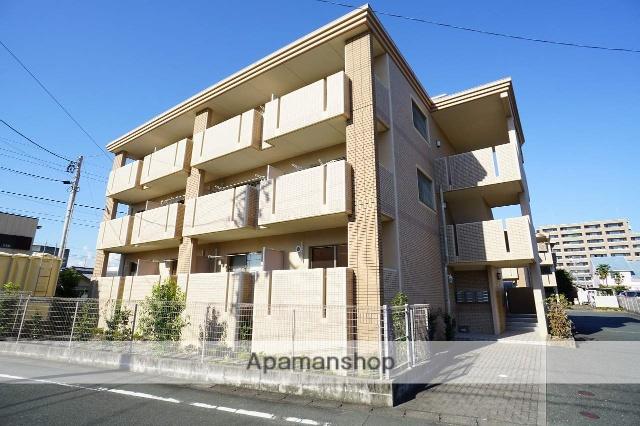 静岡県浜松市浜北区、遠州小松駅徒歩17分の築12年 3階建の賃貸マンション