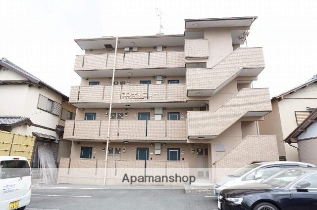 静岡県浜松市浜北区、遠州小松駅徒歩19分の築12年 4階建の賃貸マンション