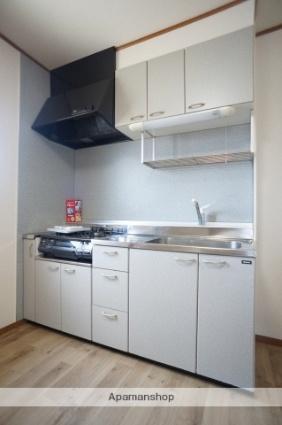 サニーコート[2DK/44.78m2]のキッチン