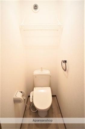 サニーコート[2DK/44.78m2]のトイレ