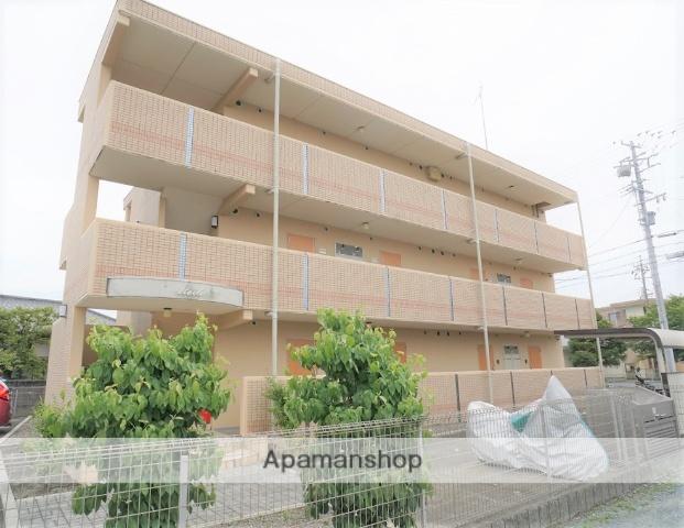 静岡県浜松市浜北区、美薗中央公園駅徒歩14分の築8年 3階建の賃貸マンション