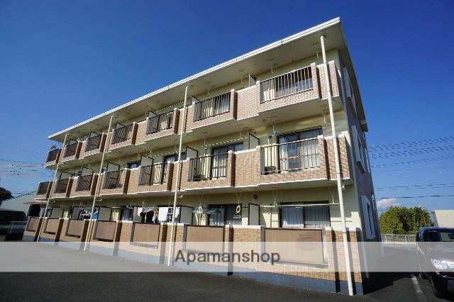 静岡県浜松市東区の築15年 3階建の賃貸マンション